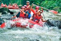 Alas River Amazing Place for White Water Rafting 1