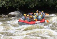 Visiting Alas River, Amazing Place for White Water Rafting
