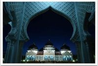 Baiturrahman Mosque 1