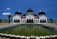 Visiting The Grand Mosque of Baiturrahman Banda Aceh