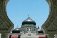 Baiturrahman Mosque 3