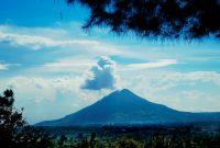 Brastagi Gunung Sinabung