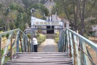 ガラン島バタム島を訪問