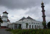 Grand Mosque Palembang 3