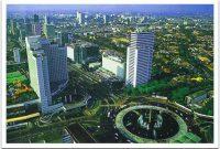 Mengunjungi Kota Jakarta