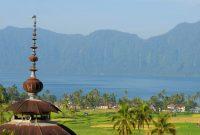 Visitando el lago Maninjau, Kelok 44, ciudad natal de la famosa Buya HAMKA