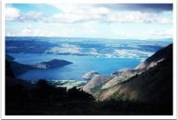 Visitando el Lago Toba Sumatera Norte