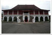 Visite du musée du Sultan Mahmud Badaruddin II