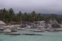 नेतुना द्वीपसमूह का दौरा किया