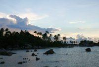 Mengunjungi Pantai Matras dan Parai Tenggiri Bangka