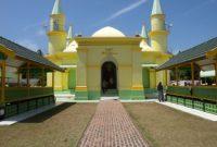 Visitando la isla Penyengat