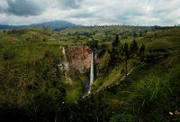 Visiter la cascade de Sipiso Piso