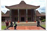 Visitando o Museu de Sumatra do Sul Palembang
