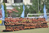 The Beauty of Tari Saman Aceh