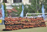 La beauté de Tari Saman Aceh