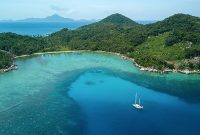 Посещение островов Анамбас