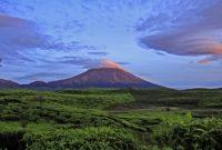 Посещение горы Керинчи