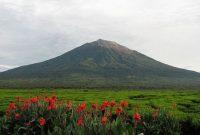 Besuch des Mount Kerinci