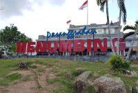 Visiting Mount Menumbing Bangka 1