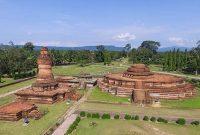 Visiting Muara Takus Temple Kampar Riau 1