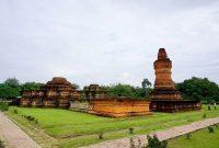 Visitando el Templo Muara Takus Kampar Riau