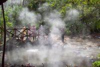 Visitando a reserva natural de Rimbo Panti Pasaman