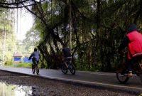 リンボパンティ自然保護区パサマンを訪問