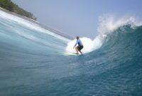 Visiting Tanjung Setia Beach Lampung 1