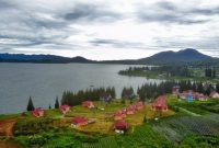 Visiting The Twin Lakes or Danau Kembar Solok 1