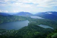 Посещение озер-близнецов или Данау Кембар Солок
