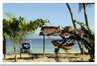 White Sand Beach in Lampung 2