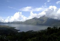 Visiting Mount and Lake Batur, Kintamani Bali