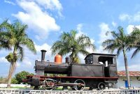 Ambarawa Old Locomotive Train 5