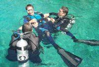 Ambon, Diving in Pulau Tiga