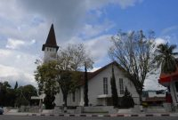 Ambon, Old Church in Ambon