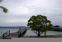 Посещение туристической деревни Арборек, Раджа Ампат