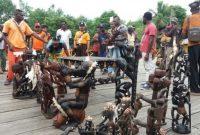 Asmat People Creative Woodcarvers in Papua 2