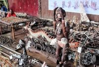 Visiting Asmat People The Creative Woodcarvers in Papua
