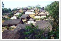 Visiting Ancient Baduy Village Rangkasbitung Banten