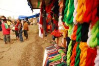Baliem Valley Souvenirs can be easily found in the valley during the annual festival. Buy the crafts directly from the Dani people as an act of supporting sustainable tourism.