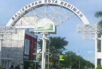 Besuch der Stadt Balikpapan