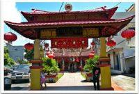 Visitando o Templo de Ban Hin Kiong