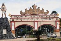 Visite de la ville de Bandar Lampung