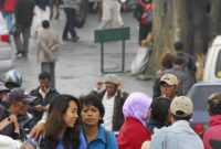 Visiting Bandung City With Many Factory Outlets