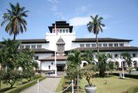 Bandung Gedung Sate (Gedung Satay)