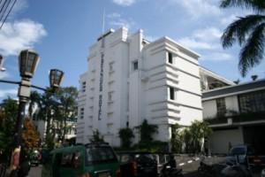 Bandung hotel panghegar