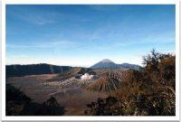 Visiter le parc national de Bromo Tengger Semeru