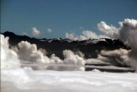 Visiting Carstensz Pyramid or Puncak Jaya With Eternal Snow-capped mountain in the Tropics