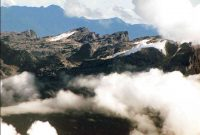 Carstensz Pyramid, Eternal Snow-capped mountain in the Tropics 4