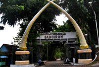 Besuch von Sangiran Die archäologische Ausgrabungsstätte